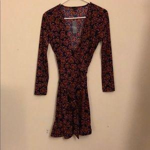 NWT Ann Taylor Wrap Dress